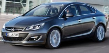 Astra Sedan fiyatları