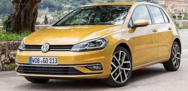 volkswagen golf fiyatları ve fiyat listesi
