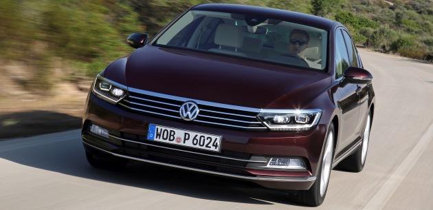 1.4 BENZ�NL� OTOMAT�K VW PASSAT'LARDA BAY�LERDE