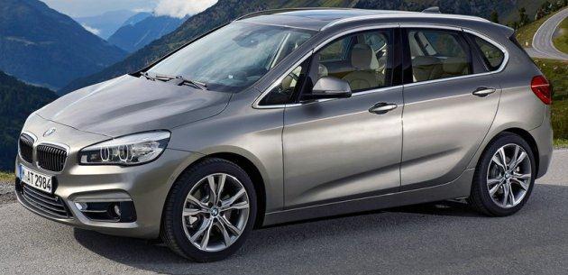 1.5 D�ZEL OTOMAT�K BMW 2 ACT�VE TOURER F�YATI A�IKLANDI