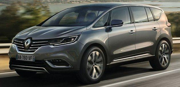 Renault Yeni Espace I Fransa Da 34 200 Euro Fiyatla Satisa Sunuyor