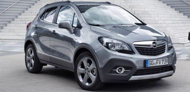 1 6 Dizel Otomatik Opel Mokka Fiyati Belli Oldu