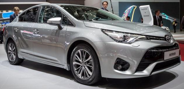 16 Dizele Kavuşan Yeni Toyota Avensisin Teknik özellikleri Detaylari