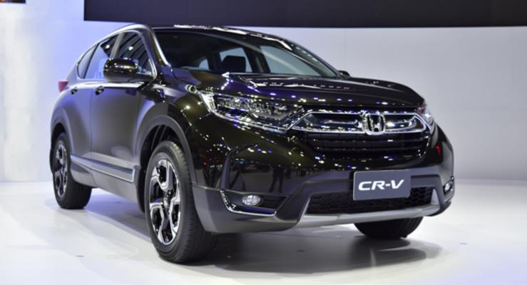 1.6 i-DTEC dizel motorlu yeni Honda CR-V 2018'de Hindistan'da piyasaya sürülecek