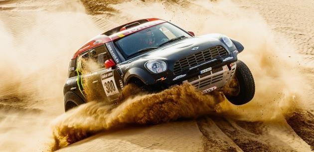 2015 Dakar Ralli'sine az kald�