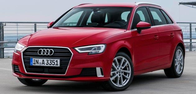 Image Result For Audi A Sedan Tfsi Yorum