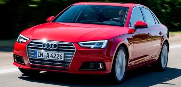 2016 Audi A4 1.4 TFSI S tronic Teknik �zellikleri