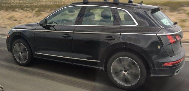 2016 Audi Q5 Yeniden G�r�nd�