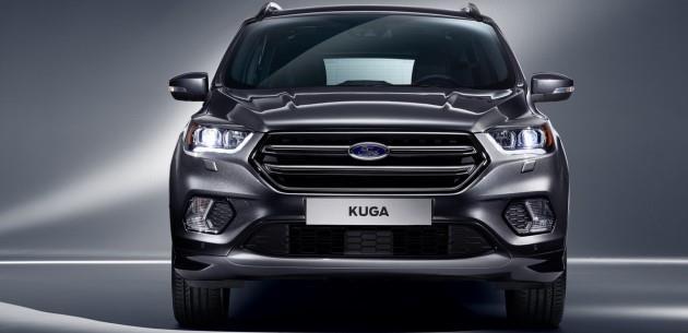 2016 Ford Kuga 1.5 Dizel Teknik Özellikleri ve Detayları