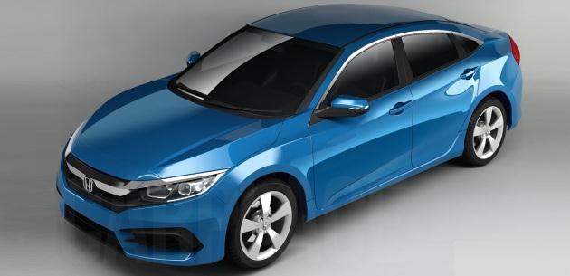 2016 Honda Civic Sedan 16 Dizel Otomatik Ile Geliyor özel Haber