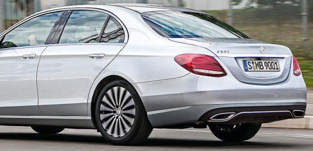 2016 Mercedes E Serisi, Hibrit Motorlarla Gelecek
