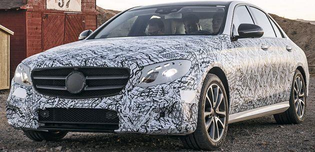 2016 Mercedes E Serisi Motor Se�enekleri (�zel Haber)