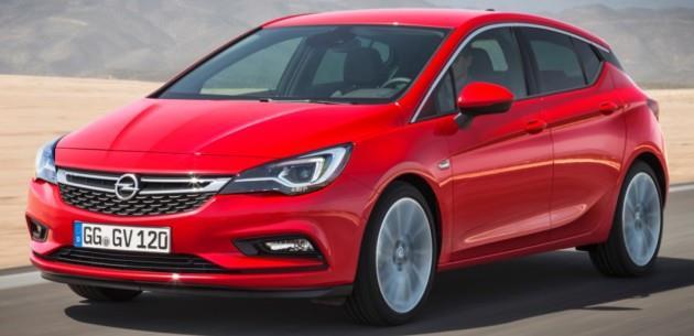 2016 Opel Astra S�n�f�n�n En Tutumlusu Olma �ddias�nda