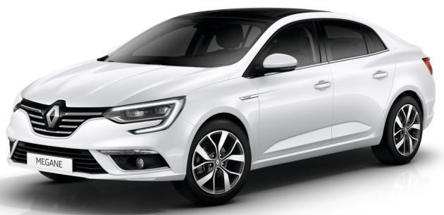 2016 Renault Megane Sedan Teknik Özellikleri