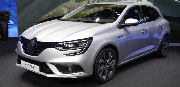 2016 Renault Megane'e �En Ak�ll� Otomobil� �d�l�