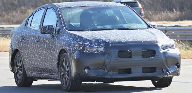 2016 Subaru Impreza Özellikleri ve İlk Detaylar