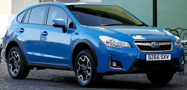 2016 Subaru XV'nin �zellikleri �ngiltere'de Netle�ti