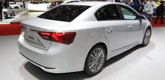 2016 Toyota Avenss Benznl Motor Gelm