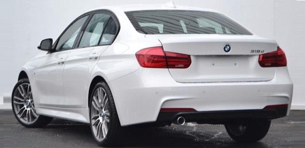 2017 Bmw 318d Fiyatı Belli Oldu