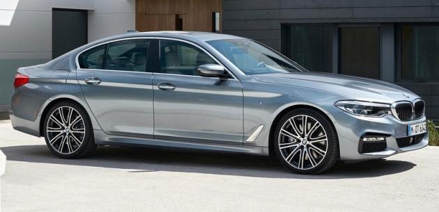 2017 BMW 5 Serisi Detayları ve Özellikleri