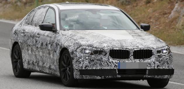 2017 BMW 5 SER�S�'N�N YEN� DETAYLARI
