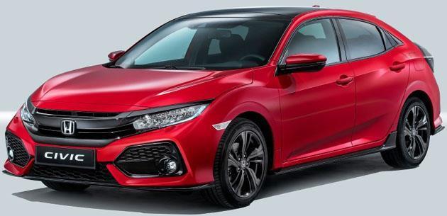 2017 Honda Civic Tüm Detayları Ve özellikleri özel Haber