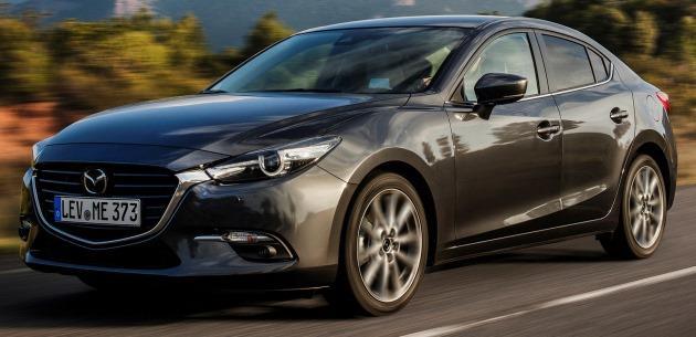 2017 Mazda 3 Dizel ve Benzinli Motor Özellikleri