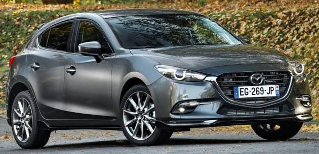 2017 Mazda 3 Fiyatı ve Özellikleri Açıklandı