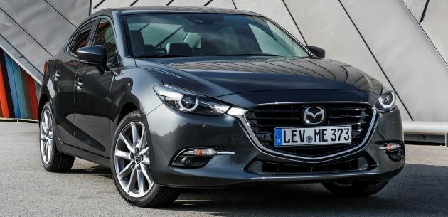 2017 Mazda 3 Tasarım Özellikleri