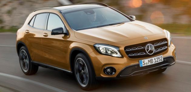 2017 Mercedes GLA özellikleri ve detayları