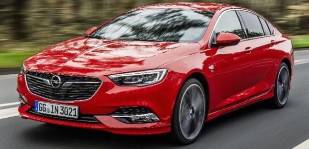 2017 Opel Insignia Fiyatlari Belli Oldu