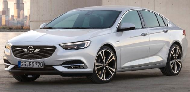 2017 Opel Insignia Grand Sport Özellikleri ve Detayları