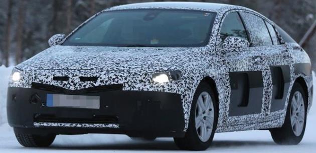 2017 Opel Insignia'da Sekiz Kademeli Otomatik �anz�man