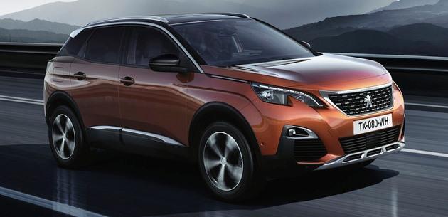 2017 Peugeot 3008 İç ve Dış Tasarım Özellikleri