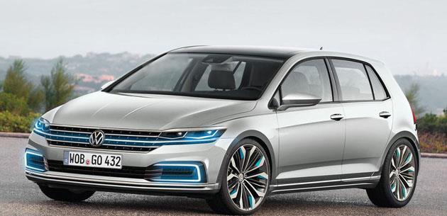2017 Volkswagen Golf Makyaj Detaylar�