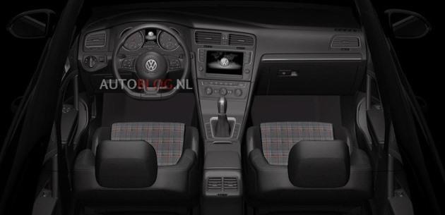 2017 VW Golf, CC ve Teramont �� kabin Foto�raflar�