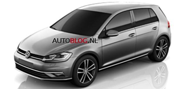 2017 VW Golf güncellemesi için geri sayım başladı