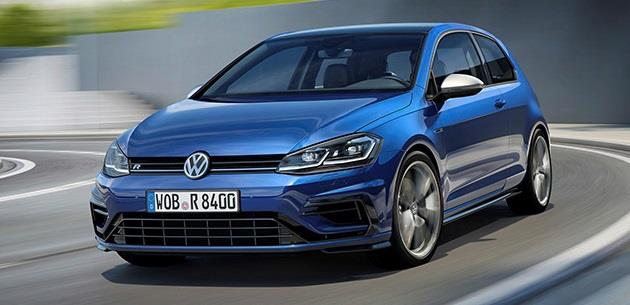 2017 VW Golf'ün yeni versiyonları siparişe açıldı