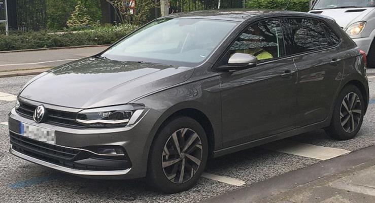 2017 VW Polo Net Bir Şekilde Göründü