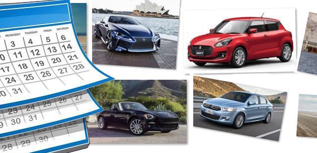 2017 Model Otomobiller Türkiye'ye Geliyor