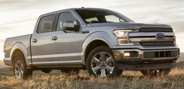 2018 Ford F-150, dizel motor, taze stil ve yeni teknolojilerle geliyor