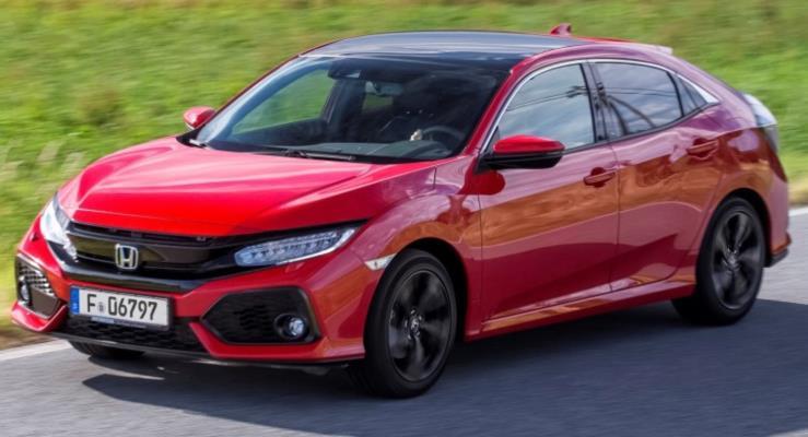 2018 Honda Civicte 16 Dizel Geliyor