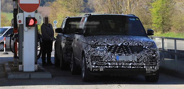 2018 Makyajlı Range Rover iç kabini görüntülendi