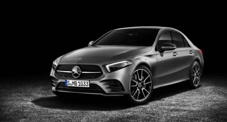 2019 mercedes benz a serisi sedan audi a3 39 n pastasndan for Mercedes benz employee salary