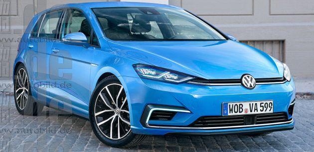 2019 VW GOLF MK VIII DAHA GEN�� �� KAB�N ���N B�Y�YOR