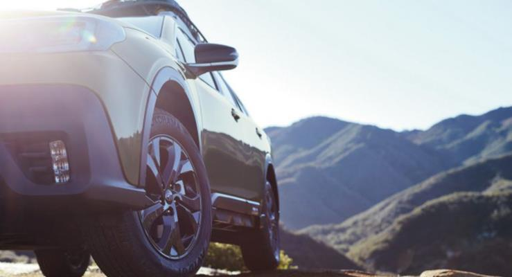 2020 Subaru Outback New York'a Geliyor