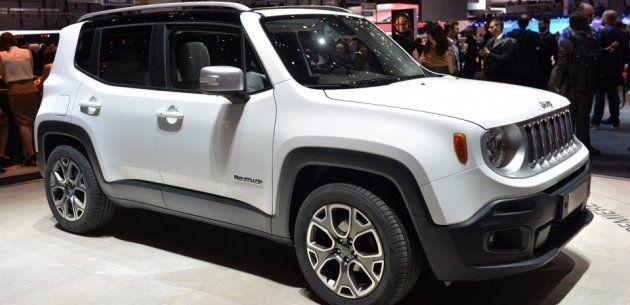 Yeni Jeep Renegade Kasim Ayinda 75 000 Tl Fiyat Ile Turkiye Ye Geliyor