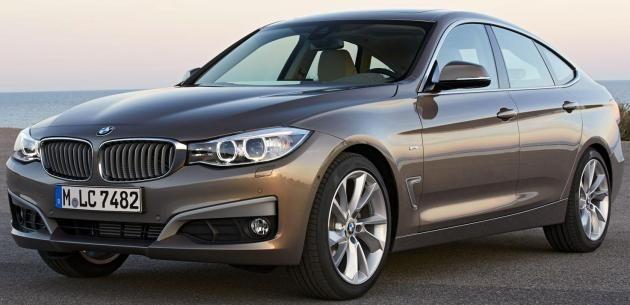 Yeni Bmw 3 20d Gran Turismo Gt 141 339 Tl Satis Fiyati Ile Turkiye De