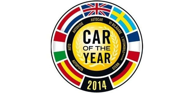 2014 YILIN OTOMOB�L� (CAR OF THE YEAR) ADAYLARI BELL� OLDU