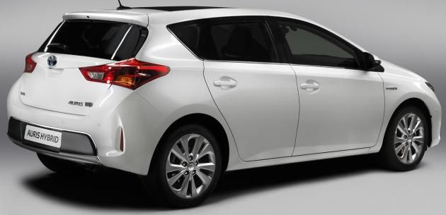 Yeni Toyota Auris 14 D 4d Mm 133 16 Multidrive S Fiyat